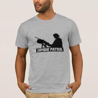 Zombie Patrol - On the Gun T-Shirt