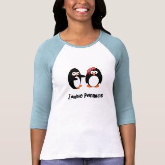 Zombie Penguins Women's Shirt