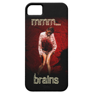 Zombie phone case (mmm... brains) iPhone 5 cover