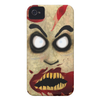 Zombie Phone iPhone 4 Cover