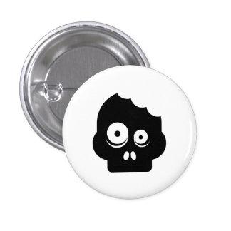 Zombie Pictogram Button