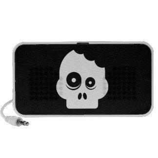 Zombie Pictogram Doodle Speaker