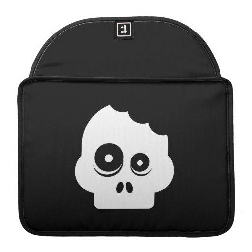 Zombie Pictogram MacBook Pro Sleeve