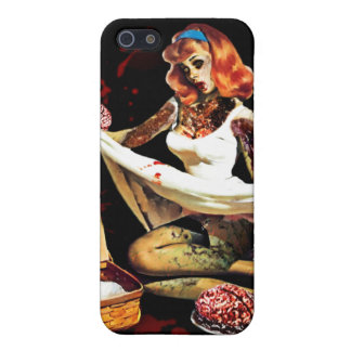 Zombie Pin Up  Case For The iPhone 5