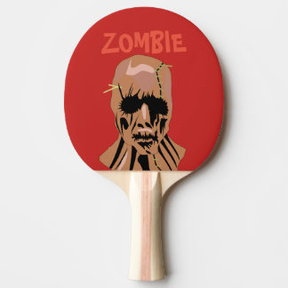 ZOMBIE PING PONG PADDLE
