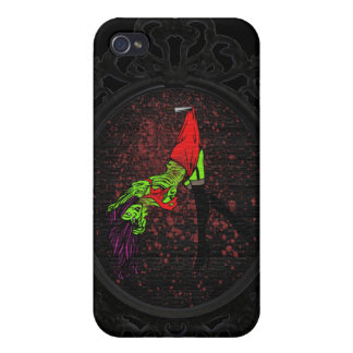 zombie pinup iphone 4/4s case
