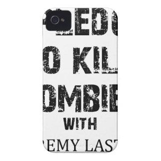 Zombie Pledge Merch iPhone 4 Case-Mate Cases