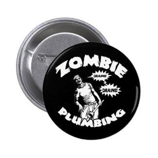 Zombie Plumbing Button