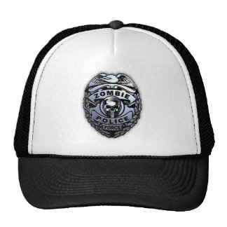 Zombie Police Force Cap