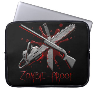 Zombie-Proof Laptop Sleeve