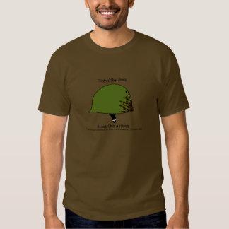 Zombie Public Service Announcement Tshirt