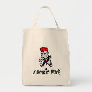 Zombie Punk Book bag