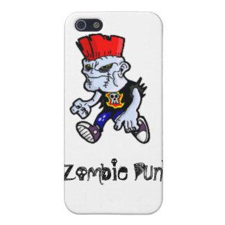 Zombie Punk Iphone 4 case