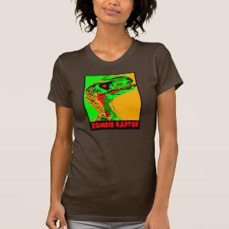 Zombie Raptor - Ladies T-Shirt