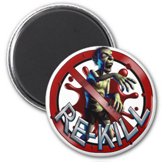 Zombie Re-Kill Magnets