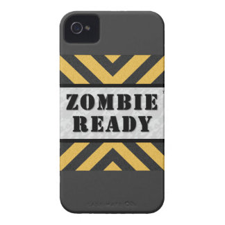 Zombie Ready iPhone Case 4/4s