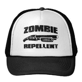 zombie repellent - the shotgun cap