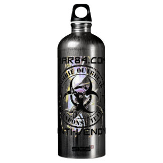 ZOMBIE RESPONSE TEAM ANTI-VENOM BOTTLE FLR SIGG TRAVELLER 1.0L WATER BOTTLE