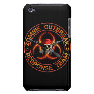 Zombie Response Team Case-Mate iPod Touch Case