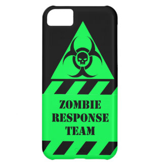 Zombie response team keep calm and kill zombies cover for iPhone 5C