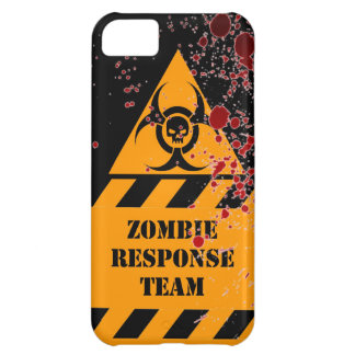 Zombie response team keep calm and kill zombies case for iPhone 5C