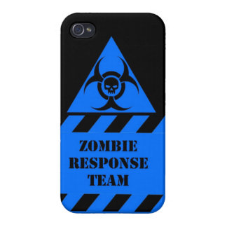 Zombie response team keep calm and kill zombies case for the iPhone 4