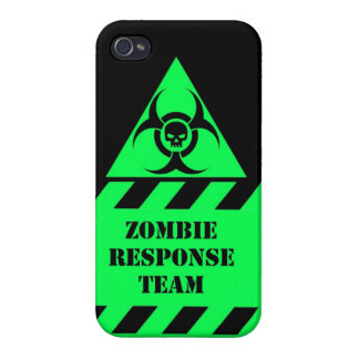 Zombie response team keep calm and kill zombies iPhone 4/4S cover