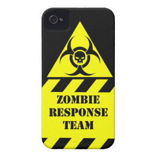 Zombie response team keep calm and kill zombies iPhone 4 case