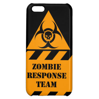 Zombie response team keep calm and kill zombies iPhone 5C case