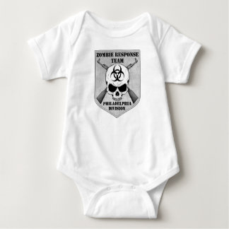 Zombie Response Team: Philadelphia Division Baby Bodysuit