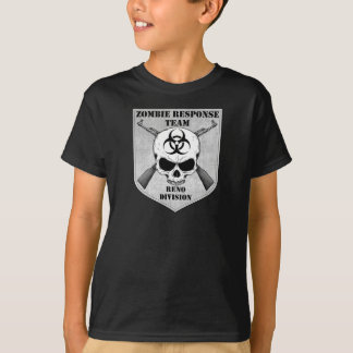 Zombie Response Team: Reno Division T-Shirt
