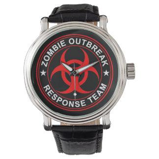 Zombie Response Team  Walking Bio Hazard Dead Watch