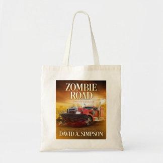 Zombie Road Tote Bag