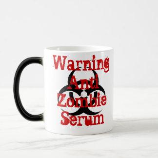 Zombie Serum Morphing Mug