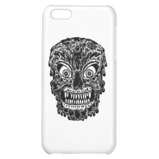 zombie skull iPhone 5C cases
