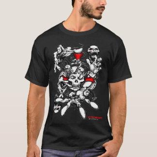 Zombie Skulls & Hands Shirt