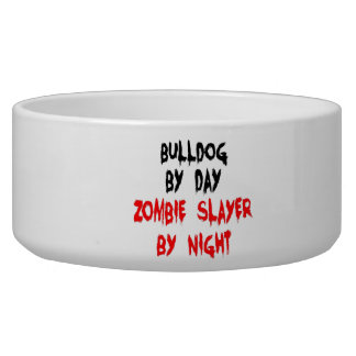 Zombie Slayer Bulldog