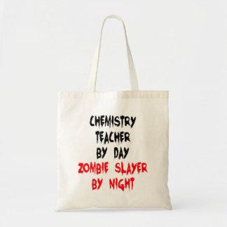 Zombie Slayer Chemistry Teacher