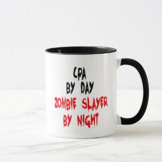 Zombie Slayer CPA Mug