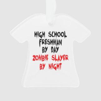 Zombie Slayer High School Freshman