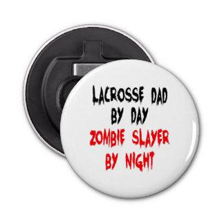 Zombie Slayer Lacrosse Dad