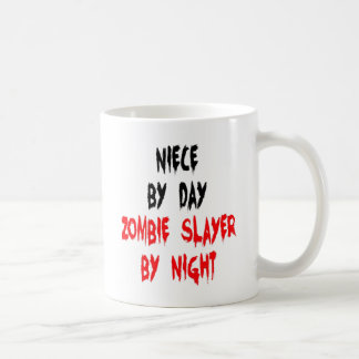 Zombie Slayer Niece Coffee Mug