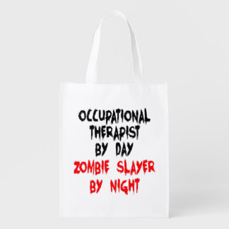 Zombie Slayer Occupational Therapist