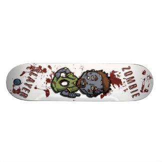 Zombie Slayer Pro Skateboard (light Zombie Zack)