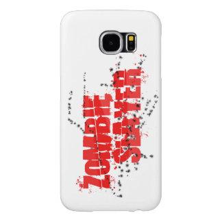 Zombie Slayer Samsung Galaxy S6 Samsung Galaxy S6 Cases
