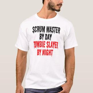 Zombie Slayer Scrum Master T-Shirt