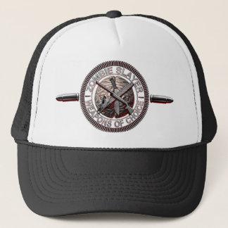Zombie Slayer Trucker Hat