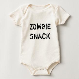 Zombie Snack Baby Bodysuit