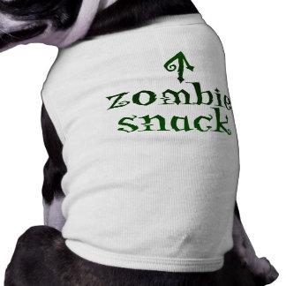 Zombie Snack - Pet Tee