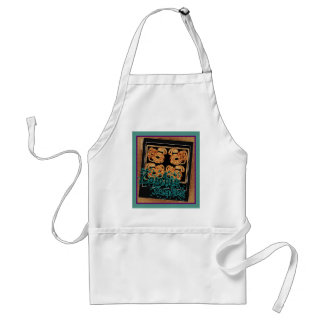 Zombie Snakes Aprons